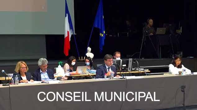 conseil municipal Vienne 38