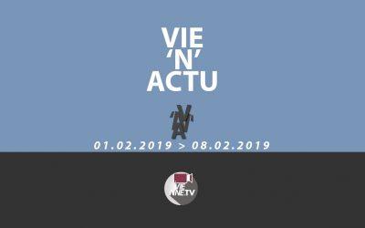 Vie'N'Actu Vienne actu 01.02.2019 au 08.02.2019