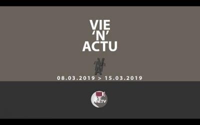 Vie'N'Actu  – Vienne Condrieu infos du 08 03 2019 au 15.03.2019