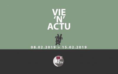 Vie'N'Actu – les infos de la région Vienne Condrieu du 08.02.2019 au 15.02.2019