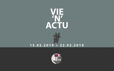 Vie'N'Actu Vienne condrieu Actu du 15 02 2019 au 22 02 2019