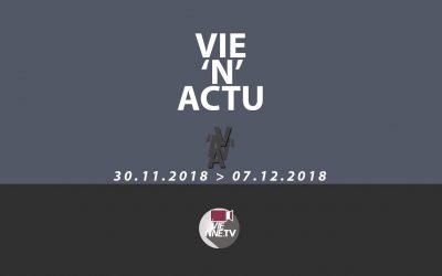 Vien'N'Actu 30 11 2018 au 07 12 2018