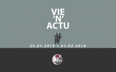 Vie'N'Actu du 25.01.2019 au  01.02.2019 Vienne Condrieu info actu