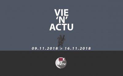 Vie'N'Actu du 09 11 2018 au 16.11.2018 tout l'actu de Vienne – Condrieu et sa région