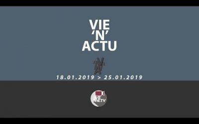 Vie'N'Actu infos du 18.01.2019 au 25.01.2019