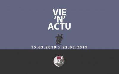 Vie'N'Actu 15 03 2019 au 22 03 2019 Vienne condrieu