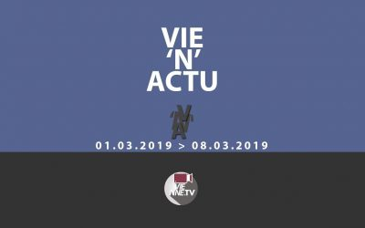 Vie'N'Actu 01 03 2019 vienne condrieu actu