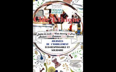 Chic Ethique – La première édition du Salon de l'habillement eco-responsable à Vienne