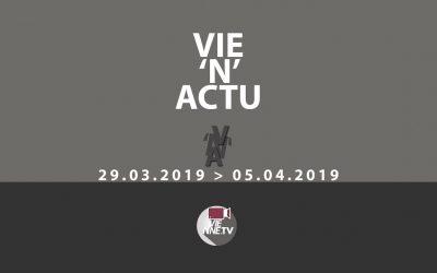Vie'N'Actu Vienne Condrieu actu du 29.03.2019 au 05.03.2019