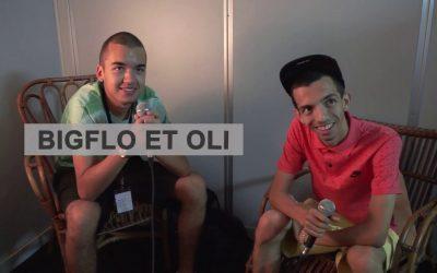 Bigflo et Oli aux Authentiks en 2015