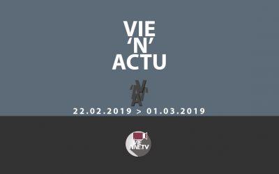 Vie'N'Actu:Toute l'actu de Vienne / Condrieu du 22.02.2019 au 01.03.2019