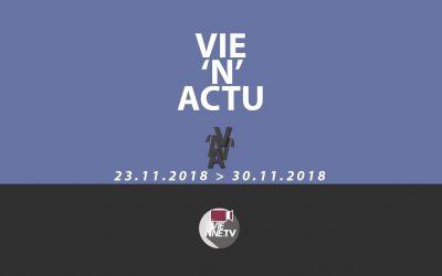 Vie'N'Actu 23 11 2018 au 30 11 2018