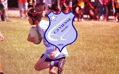 CS Vienne Rugby Teaser 2014